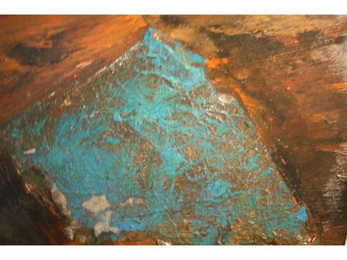 Toxic Lake - detailed close up