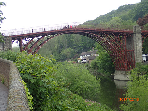 Ironbridge:  the start of the industrial revolution and the  the end of the planet?